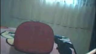 Eu professora daniela em showzinho na webcam p